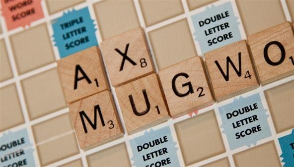 2 Letter Scrabble Words and definitions